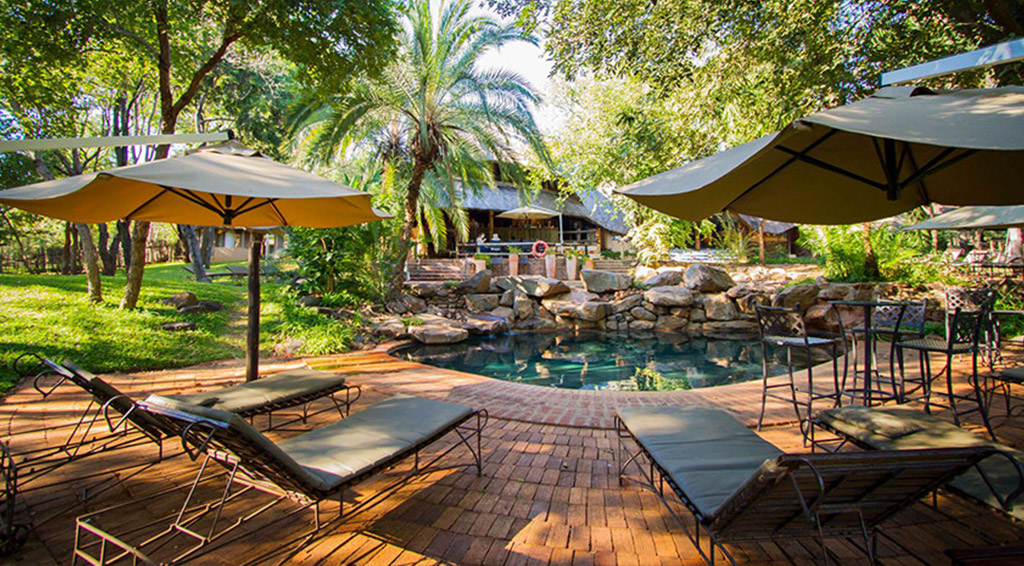 The Boma Cafe Victoria Falls Safari Lodge