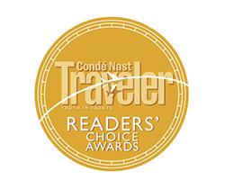 Conde Nast Readers Choice Awards
